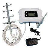 Repetidor móvil del teléfono celular del aumentador de presión de la señal de Atnj 800MHz con la antena de interior/al aire libre