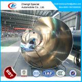 Depósito de aleación de aluminio de 3 ejes Remolque, 42000litros del depósito de aluminio Trailer