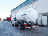 HOWO 4X2 6000L 336HP Abwasser-Absaugung-LKW