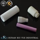 Diversos tipos de cerámica industrial de piezas de aluminio para el horno