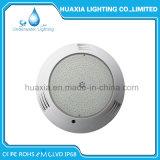 Marcação RoHS LED aprovado exterior Piscina Luz subaquática da retaguarda