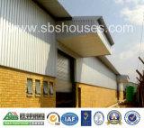 Мастерская или панельный дом стальной структуры Prefab