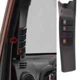 Linke Hand eine Pfosten-Schalter-Hülse für JeepWrangler 2011-2017