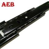3 veces diapositiva telescópico de 45 mm de cajón el cajón de rodamiento de bolas lineales Adaptador de canal