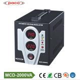 Высокое качество 2000VA ОДНОФАЗНЫЙ AC автоматический регулятор напряжения