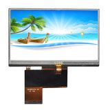 5.0''480*272 TFT LCD Module d'affichage LCD avec panneau tactile