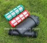 3/4 '' пластичных домашних фильтров экрана воды для малого требования к подачи