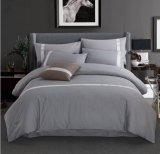 Ropa de cama de cama plana colcha edredón y almohada de hojas de los casos Dedding establece