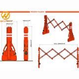 Multi-Cancello che salta la barriera espansibile di plastica della barriera di sicurezza