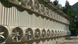 2018 Nouveau ventilateur du cône en fibre de verre avec une haute qualité pour l'entrepôt
