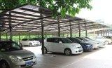 AluminiumCarport& Garage mit Polycarbonat PC Blatt-Dach