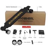 Patín eléctrico alzado Longboard eléctrico de la tarjeta de la 2da generación de Koowheel
