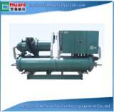 refrigerador de água industrial do parafuso da fábrica de 100kw Huani