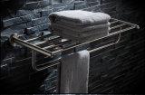 Montado na parede de fábrica 304 toalhas de banho de aço inoxidável
