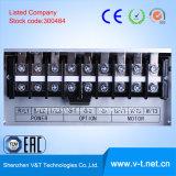 Mecanismo impulsor superior de la frecuencia de la variable de salida la monofásico de la ISO 400V del Ce del grado de V&T
