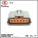 6195-0035의 6개의 폴란드 암 커넥터 방수 케이블 연결관