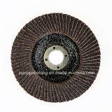 Disco abrasivo della falda, disco della falda dell'ossido di alluminio