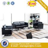 $238 [بو] جلد أريكة أسود مكتب أريكة ([هإكس-س238])