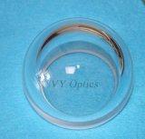 Оптически купол полусферы сапфира с фланцом