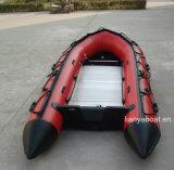 Liya Belüftung-aufblasbares Gummiboot mit dem Motor hergestellt in China