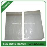 Arquivo de plástico branco LDPE Envelope saco de polietileno de transporte