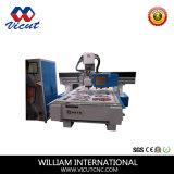 A Câmera CCD gravura CNC Máquina Router CNC máquina de corte CNC