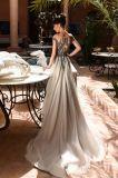 Amelie Rocky 2018 Tulle une ligne de perles sexy robes de soirée