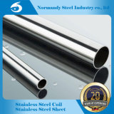 Tube d'acier inoxydable du prix usine 304 pour la construction
