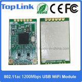 Haut de page-8812bu un faible coût 802.11ac 1200Mbits/s intégré 5G double bande sans fil USB 2.0 Module de réseau WiFi