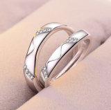 Boucles de mariage argenté de 30% pour des couples