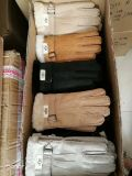 Шерсти и меха Sheepskin все действительно один перчатки с известной торговой марки стиль