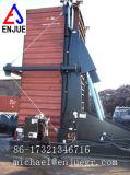 20 FT 콘테이너 선적과 내리기를 위한 유압 콘테이너 경사기