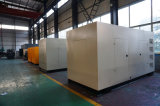 防音の発電機30kVA主な力のCumminsのディーゼル発電機の工場