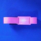 Kosteneffektives MIFARE S50 Hfrfid Wristband für Zugriffssteuerung