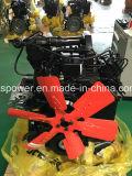 Дизельный двигатель Cummins Dcec 4BTA3.9-C130 для строительной отрасли Engneering проекта