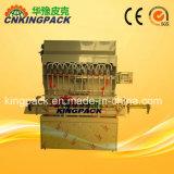 Ácido sulfúrico corrosivas totalmente automático da máquina Máquina de enchimento do reservatório de líquido com alta qualidade fabricado na China