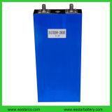 Batterie LiFePO4 rechargeable de l'ion 3.2V 100ah de lithium pour le chariot de golf d'EV et le système solaire
