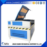 Cortador del laser del CNC Ck6090 para la madera contrachapada de papel/de acrílico/de madera de la tarjeta