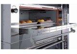 Булочной палубе печь, коммерческих хлеб палубе Печь микроволновая печь для выпечки дек