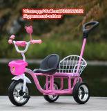 Luft-Rad-drehbares Baby-Dreiradkind-Dreirad