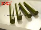 Ceramische Staven/de Staven van het Zirconiumdioxyde van de hoge Zuiverheid de Groene met goed de Weerstand van de Slijtage