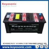 건전지 12V JIS 표준 N50 12V 50ah는 비용이 부과된 자동차 배터리 자동 자동차 배터리를 말린다