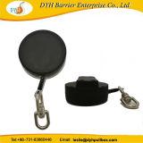 Снимите эластичный для тяжелого режима работы прибора строп предохранительного пояса безопасности