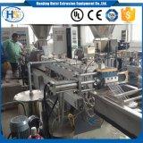 HDPE/LDPE/PP/PE/Pet 과립 생산 밀어남 선