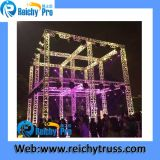 Этапе стеблю типов, алюминиевый глобальной опорных, свадебные освещения сцены опорных