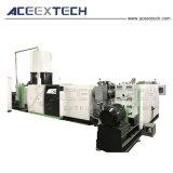 Anel de água filme retráctil Máquina Re-Granulation Reciclagem