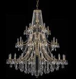 Projeto de interiores Hotel Luxury Lustre Luzes de Cristal (1771-20+10+5 B GB)