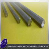 Hexagon Staaf Van uitstekende kwaliteit van het Roestvrij staal AISI201 van de Verkoop van de fabrikant