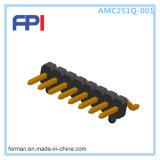 El mejor precio de 1,27 mm Cabezal de pines tipo SMT