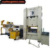Tipo imprensa da Único-Manivela H da série de Xpf de potência da elevada precisão (110ton-600ton)